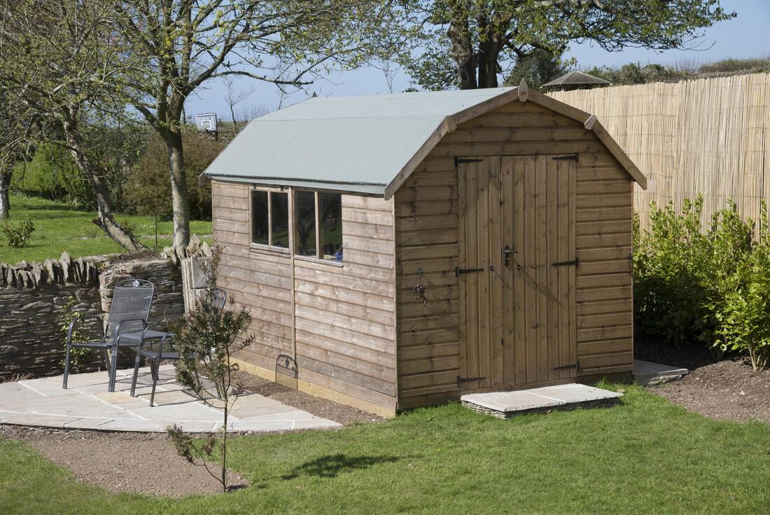 affordable shed disposal service